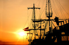Free Pirate Ship Stock Photography - 2962732