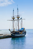 Pirate Ship in the Cayman Islands Royalty Free Stock Image