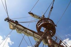 Pirate Ship Royalty Free Stock Photos