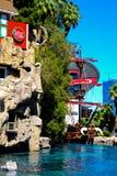 Treasure Island, Las Vegas, NV Royalty Free Stock Photography