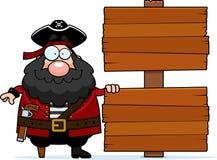 Pirate Sign Stock Photos