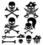 Pirate signs. Stock Images