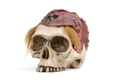 Pirate skull. Stock Photography