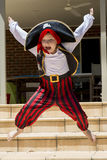 Pirate suit Stock Photography