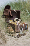 Pirate treasure Royalty Free Stock Image