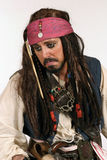 Pirate triste photographie stock
