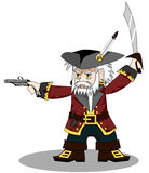 Pirate vector Stock Image
