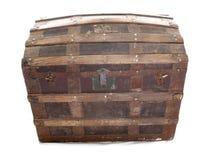 Pirateia a caixa de tesouro Imagem de Stock Royalty Free