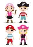 Piraten Stock Fotografie