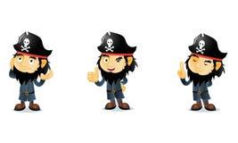 Piraten 2 vektor abbildung