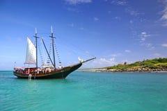 Piraten-Lieferung Lizenzfreie Stockbilder