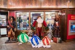 Piraten-Plünderung Seattle Washington Lizenzfreie Stockbilder