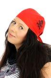 Piratenfrau Lizenzfreie Stockfotos