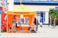Piratenpartei Royalty Free Stock Photography