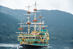 Piratenschiff Stockfoto