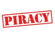piratería Foto de archivo libre de regalías