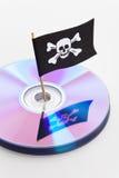 Piraterij royalty-vrije stock afbeeldingen