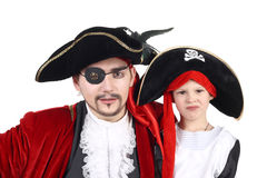 Pirates Royalty Free Stock Photo
