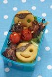 Pirates bento box for children Royalty Free Stock Photos