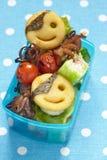 Pirates bento box for children Royalty Free Stock Photo