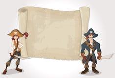 Pirates Royalty Free Stock Photo