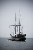 Pirates boat II Royalty Free Stock Photography