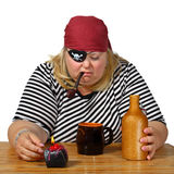 Pirates dream royalty free stock images