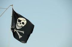 Pirates flag Stock Photography