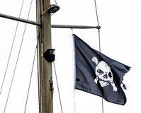 Pirates flag Stock Image