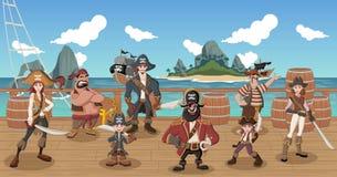 Pirates Stock Photo