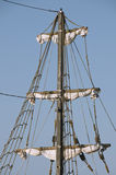 Pirates mast Stock Photo