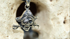Pirates nacklace Stock Images