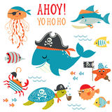 Pirates Royalty Free Stock Image
