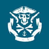 Pirates symbol Stock Photos