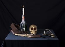 Pirates table Royalty Free Stock Images