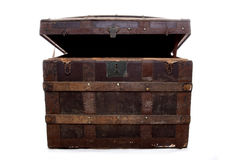 Pirates treasure chest Stock Images