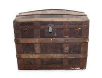 Pirates treasure chest Stock Photos
