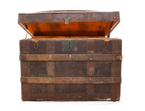 Pirates treasure chest Stock Image