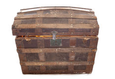 Pirates treasure chest Stock Photo