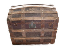 Pirates treasure chest Royalty Free Stock Image
