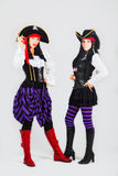 Pirates Royalty Free Stock Photos