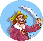 Pirates Royalty Free Stock Images