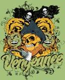 Pirates vengeance Royalty Free Stock Photography