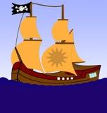 Pirati immagine stock