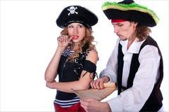 Pirati Immagine Stock Libera da Diritti