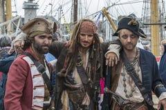 pirati Immagini Stock