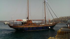 Pirati dei Caraibi Immagine Stock Libera da Diritti