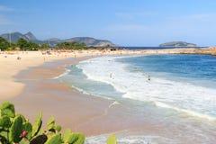 Piratininga Beach Niteroi Rio de Janeiro Stock Images