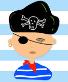 piratkopiera Royaltyfri Fotografi