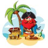 piratkopiera Arkivbild